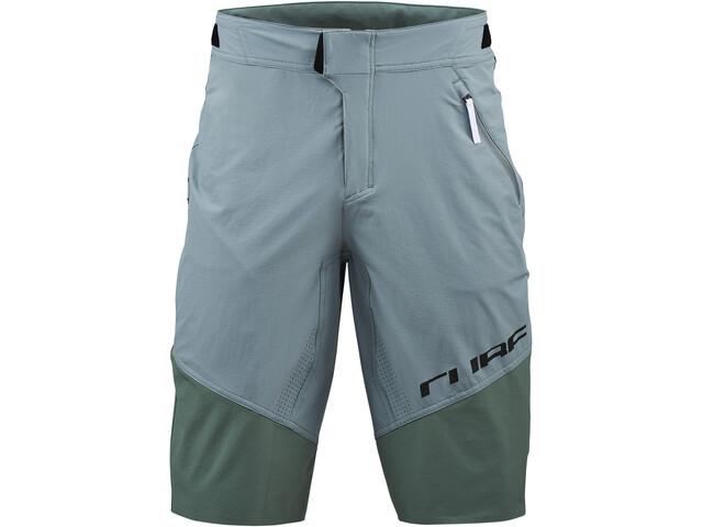 Cube Edge Pantalones cortos holgados Hombre, green